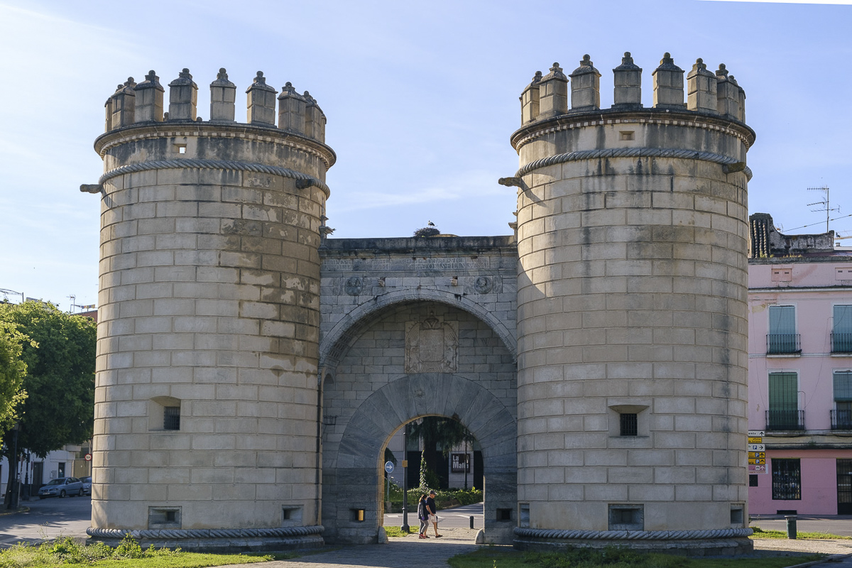 Visita a Puerta de Palmas