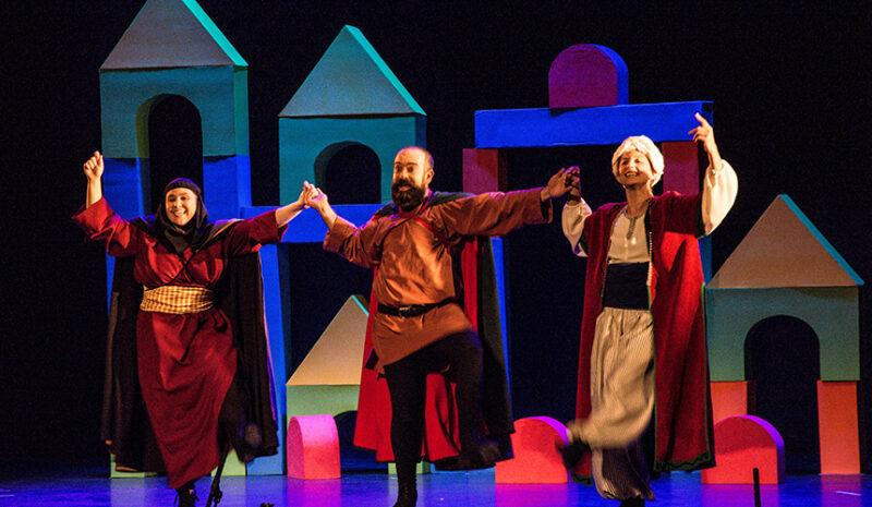 Teatro en Familia | 'Mansaborá'