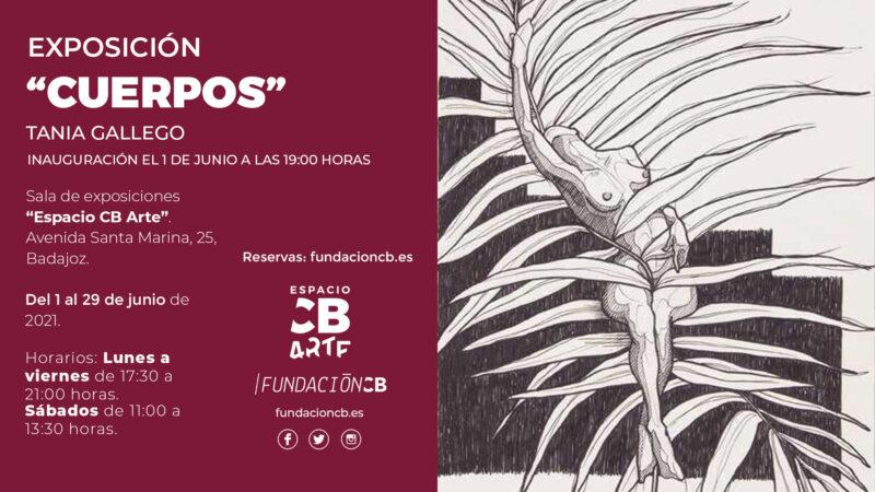 Exposición de Tania Gallego en el Espacio CB Arte