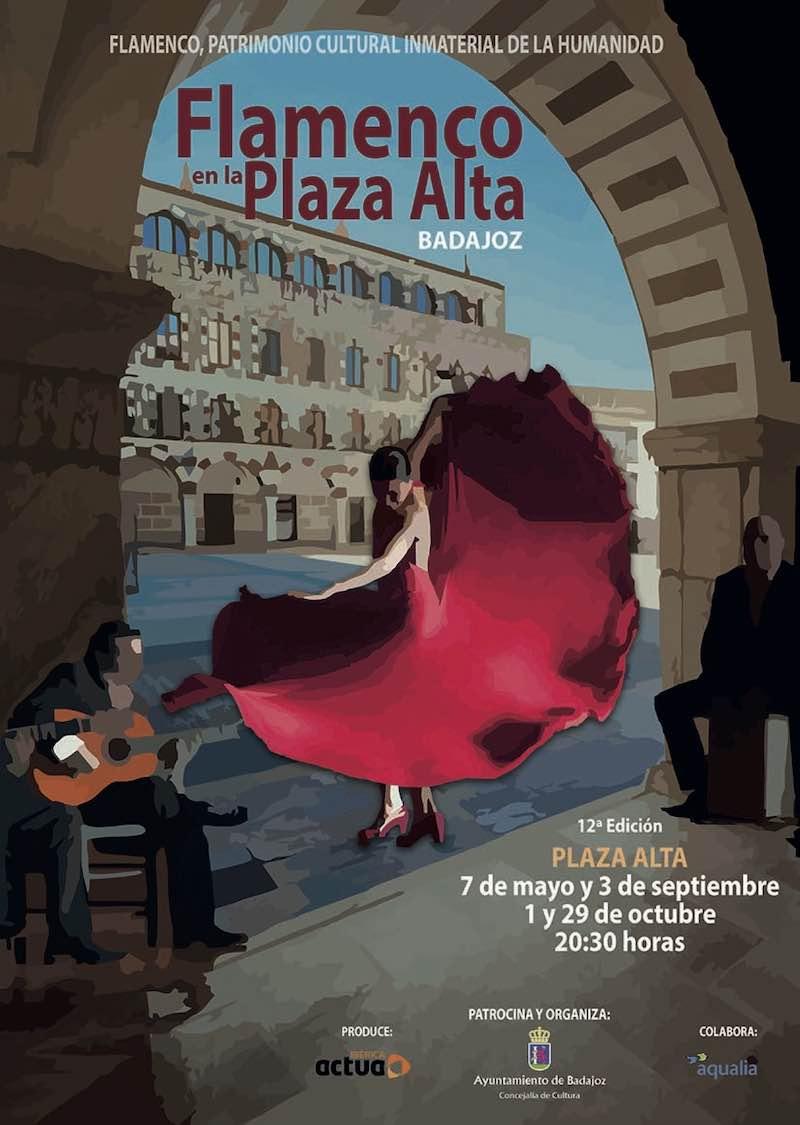 Flamenco en la Plaza Alta | Jesús Ortega