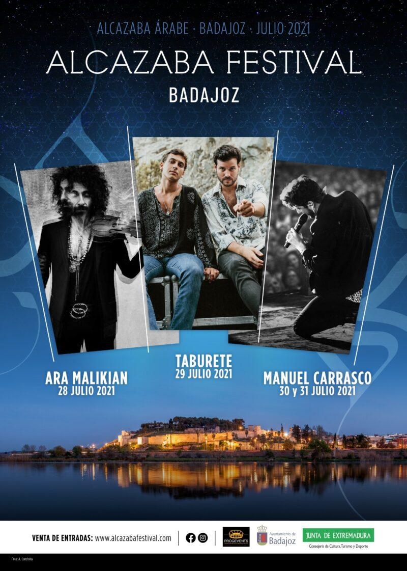 Alcazaba Festival - Ara Malikian
