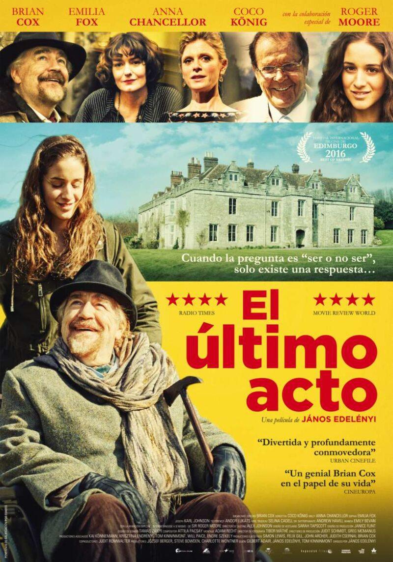 Filmoteca de Extremadura | 'El último acto'